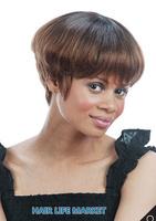 African American hair trends style  classic bob style  MUSHROOM SKIN CRWN