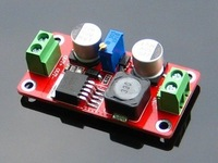 XL6009 DC-DC Step-up Power Module 3.5V--32V to 5V-38V DC-DC Converter Short Circuit Protection