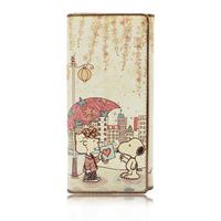 Snoopy SNOOPY cartoon wallet female long design women's wallet purse