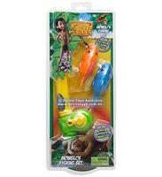 The jungle book jungle fishing set fishing rod set bath toys