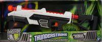 Laser patrol thunder strike child submachine gun laser acoustooptical toy gun