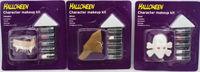 Halloween christmas halloween makeup props diy accessories doodle skull