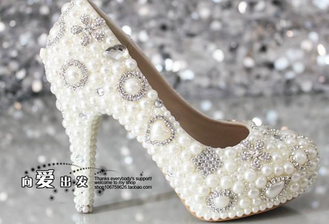 мода люкс crystal обувь Свадебная обувь