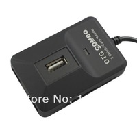 OTG Smart Multi-function Micro USB 2.0 HUB + Card Reader Combo for Samsung Galaxy S IV/ S III/ N 7100/ Note/ Sony Speria