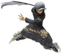 "FREE SHIPPING One Piece ZERO Law Battle Version Trafalgar Toy Figure 13cm/5"" Figure New Loose"