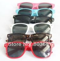 Cheap Beach Men's Women's Wayfarer  Sunglasses Eyewear Mixed Colors Sun glasses