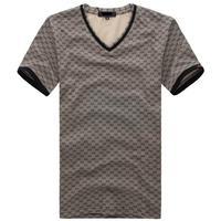 Hot Sale Men Tshirt Fashion T-shirts Summer Wear Long 2 Colors 6 Sizes MTL053