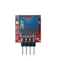 Tf card module mic sd module sdio spi ultra-small volume way