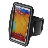 1pc/lot  hot 2014 new Running Sports Workout Gym Armband Case Cover Pouch for Samsung Galaxy Note 3 N9000 note 2 N7100 Armband