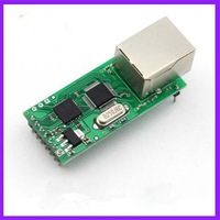 Serial Port Server Module Ethernet Network To RS232 TCPIP RJ45 To TTL Seckill ENC28J60