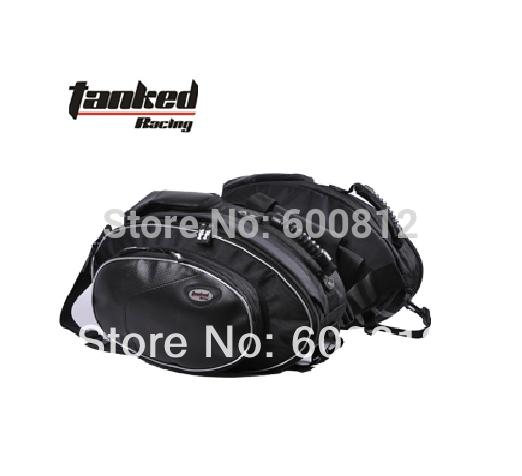 Waterproof tanked Moto side bag TMB08 motorcycle bags motorbike helmet bag knight prince backpack tail box hanging boxes(China (Mainland))