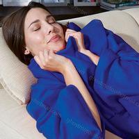 NEW blanket Sleeve Travel Portable Multifunctional The blanket that has sleeves As Seen On TV