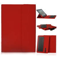 9 -10.1Inch Tablet Removable Bluetooth Keyboard Portfolio Leather Case Cover For ASUS MeMO Pad 10 ME102A