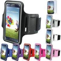 10pcs/lot Sports Armband Gym Band Exercise Case Arm Case for Samsung Galaxy S4 i9500 s5 i9600 Armband Case Phone Bags Arm band