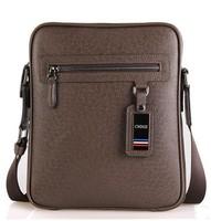 CNDGZ Fashion brand male cowhide shoulder bag genuine leather messenger bag for man casual  business briefcase