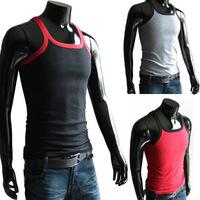 Men'S Tank Top Sport Vest Sleeveless T-Shirt Men colete masculino undershirt Mens Hip Hop Outdoor Vest Bodybuilding Casual Shirt