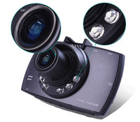 Car DVR Night Vision Good 6 LED Light Novatek 96650 2.7 LCD 170 degree wide angle  with WDR Parking Monitor 1080P H.264 MOV
