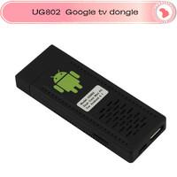 UG802 Rockchips 3066 Dual core Android 4.1.1 Mini PC MK802 III Internet TV Smart GoogleTV Box 1GB RAM 4GB ROM