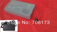 2pcs/lot 48V 12Ah Electric bicycle battery  with Aluminum Case  ,free BMS ,54v 2a charger