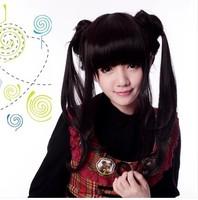 The new 2014 fake hair wigs qi Liu Haixiu face big waves jiafa volume long curly wig female fluffy wig