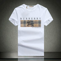 Classic Quality New 2014 Men t Shirt #407,Famous Slim Fit New 2014 Fashion Casual t Shirts Spring -Summer Short Sleeve Mma