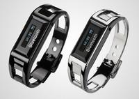 Metal band phone Bluetooth Mobile bracelet free shipping