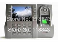 i-clock-560 TFT 3.5 Screen inch Fingerprint Time Attendance USB fingerprint