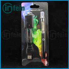 2pc/lot Hot Selling China best electronic cigarette original e cig e smart kits (2*e-smart blister)