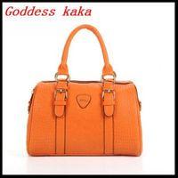 Free shipping hot sale 2014 new brand fashion women handbag solid leather shoulder bags women vintage bag G021