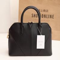 Free shopping new 2014 ZA women leather handbags shoulder bag women handbag women messenger bags PU  leather