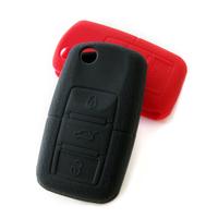 Skoda car silica gel key wallet key cover