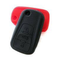 Mg mg mg7 mg3 genuine leather car silica gel key wallet key cover