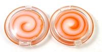 Cake style lip gloss plate nourishing moisturizing , lock function , free shipping by Chinapost