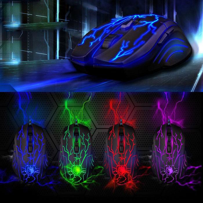 Компьютерная мышка Brand New 3500DPI 6 Gaming Mouse brand new 2015 6 48 288 a154