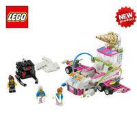 NEW Original educational brand lego Blocks toys 70804 MOVIE series Ice Cream Machine 344PCS for Gift ,Free Shipping