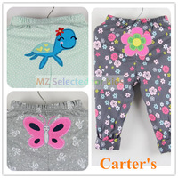 5pcs/lot,Carters Baby Pants Carters GirlsNew Models 6-24M Kids Pants,Infant Baby Girls Children Trousers wholesale
