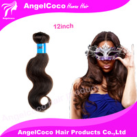"Free Shipping By Fedex 1pc Lot Peruvian Virgin Hair Body Wave, Peruvian Hair Weaves Bundles Mixed 12""-26"""