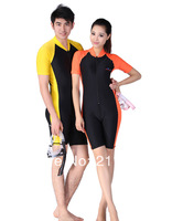 Free shipping men/women wet suit for diving swimming and surfing wetsuit diving suit One-pieces Surfing Suit