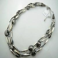 Antique 3 Layer ls necklace
