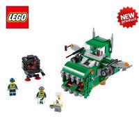 NEW Original educational brand lego Blocks toys 70805 MOVIE seriesTrash Chomper  389PCS for Gift ,Free Shipping