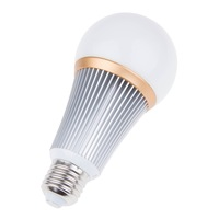 2 pieces/lot  Dimmable 9*3W AC100-245V E27 Bubble Ball LED Bulb Warm/Cold White Advanced LED Light for Home or Outdoor