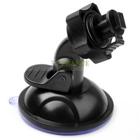 360 Degrees Rotation DVR Holders Car Suction Cup Mount Holder For GT680W DVR Free Shipping