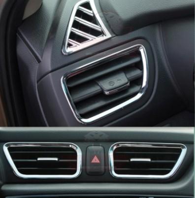 Хромовые накладки для авто