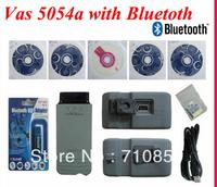 2014 DHL FREE ! NEW top multi-language vas 5054a scanner V19 version VAS5054 vas 5054 Bluetooth vas5054a for VW AU-DI skoda seat