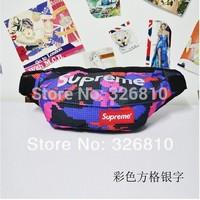 2014 new style Good Quality SUPREME women messenger  Hip Hop bags men messenger bags Free Shipping!