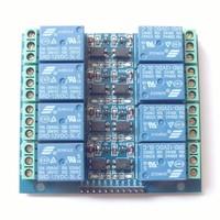 8 12v 10a optocoupler relay module