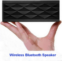 Wireless Bluetooth speaker Jambox style BOX-HD Mini TF/SD Card With handsfree MIC Silicone Music Speaker for mobile phone,PC,MP3