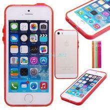 cheap iphone bumper orange