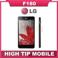 "Original Unlocked LG mobile phone Quad-Core Optimus G E975 F180 GPS WIFI 4.7"" touch  3G 13MP Camera 32GB ROM Android Refurbished"