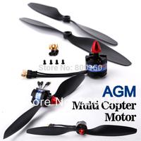 AGM Multi Copter Motor MT2213-920KV (1045 Combo)